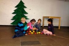Kinder-Theaterwerkstatt Uhlennudelclub Schule Schimmelmannstraße 2013/2014